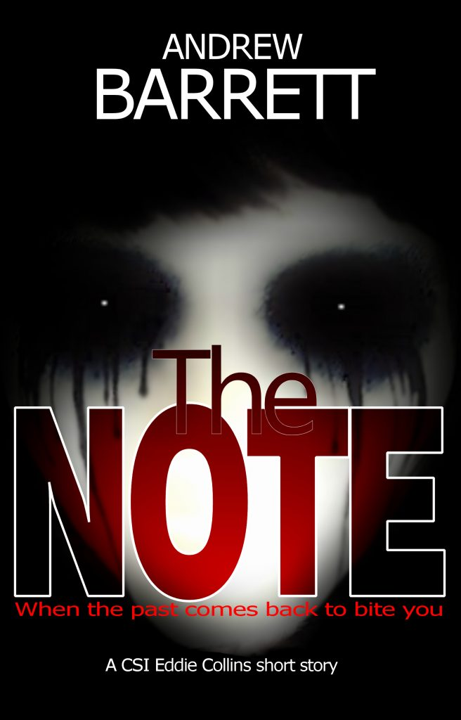 The Note front cover