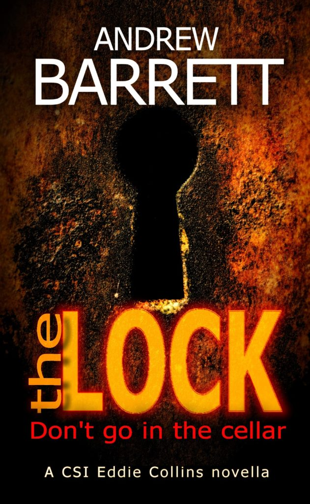 The Lock front cover