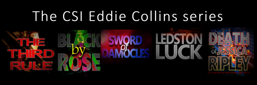 The old CSI Eddie Collins covers