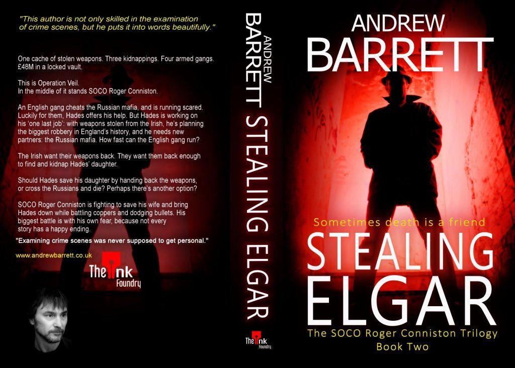 Stealing Elgar paperback
