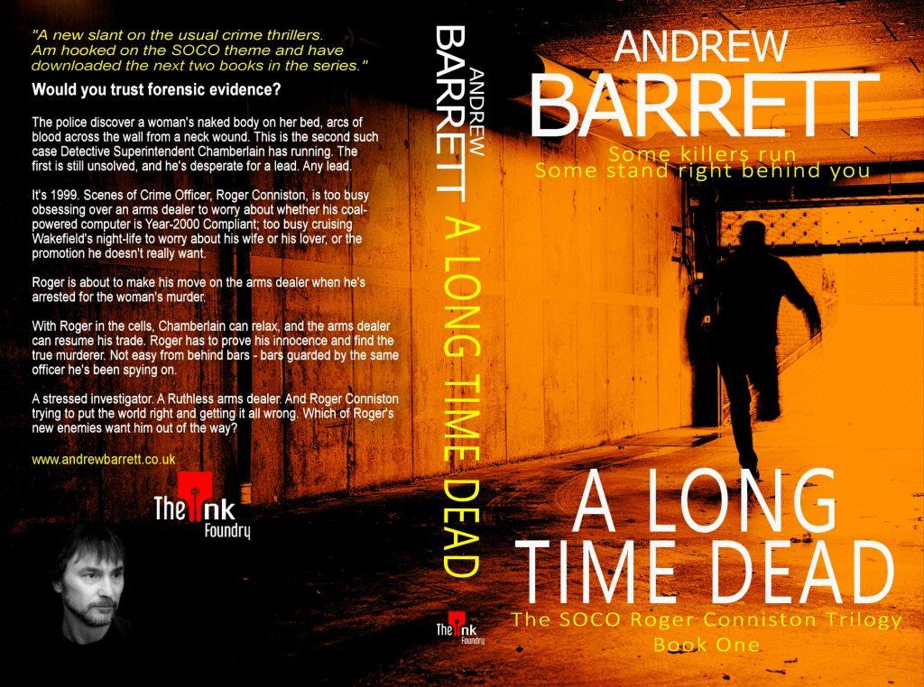 A Long Time Dead paperback