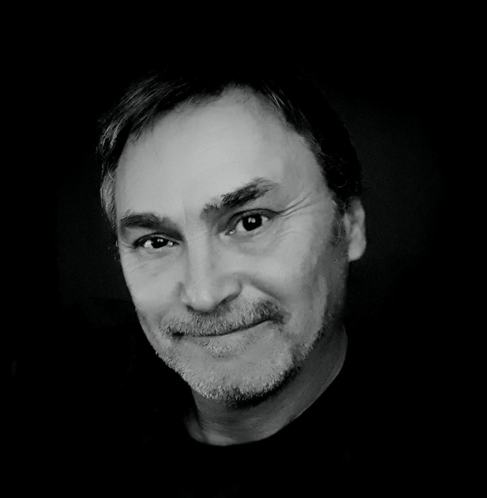 Current author photo