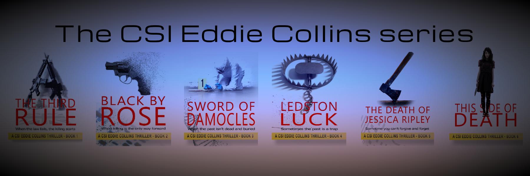 Eddie Book Collage